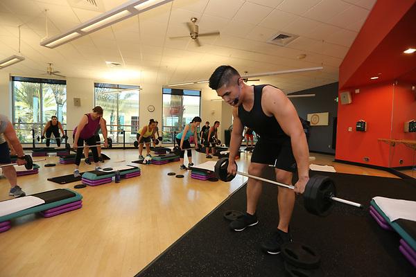 Oct 10 2018. Carlsbad CA USA.   Tri-City Medical Centert's Wellness Center.   Photos By Jamie Scott Lytle,. copyright.