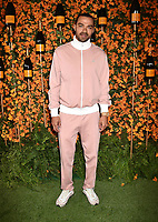 PACIFIC PALISADES, CA - OCTOBER 06: Jesse Williams arrives at the 9th Annual Veuve Clicquot Polo Classic Los Angeles at Will Rogers State Historic Park on October 6, 2018 in Pacific Palisades, California.<br /> CAP/ROT/TM<br /> &copy;TM/ROT/Capital Pictures