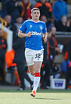Jake Hastie, Rangers