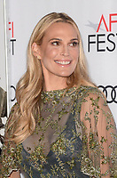 HOLLYWOOD, CA - NOVEMBER 09: Molly Sims at AFI Fest 2017 Opening Night Gala Screening Of Netflix's Mudbound at TCL Chinese Theatre on November 9, 2017 in Hollywood, California. Credit: David Edwards/MediaPunch /NortePhoto.com