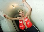 the Boxer Jim Rock..Pic Paul Nicholls Newsfile