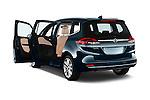 Car images of 2017 Opel Zafira Innovation 5 Door Mini MPV Doors
