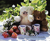 Carl, CUTE ANIMALS, teddies, photos, roses, teddies, cups(SWLA2014,#AC#)