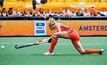 Den Bosch  - Caia Van Maasakker (Ned)   tijdens  de Pro League hockeywedstrijd dames, Nederland-Belgie (2-0).    COPYRIGHT KOEN SUYK
