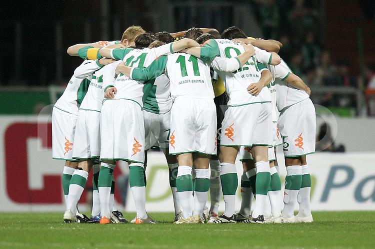 Fussball   UEFA CUP   Saison 2006/2007 Spielerkreis SV Werder Bremen