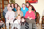 Carol Quirke of Rock Park Ave gathered with some of her female friends and family to mark Womens Christmas at her house on Saturday night. They were Miriam Nolan, Carmel Russell, Ina Mulhall, Carol Quirke, Breda Heaney, Trish Mulhall, Catherine McDonnell, Noreen Lewis, Mary Heaslip and Edna Wallpole.