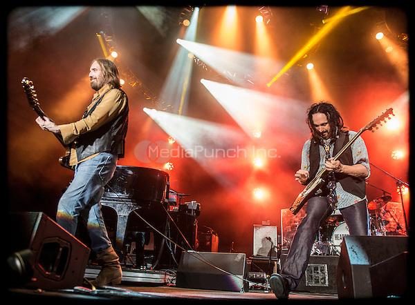 Tom Petty photographed at Lockn Music Festival in Arrington, VA September 6, 2014©Jay Blakesberg /MediaPunch