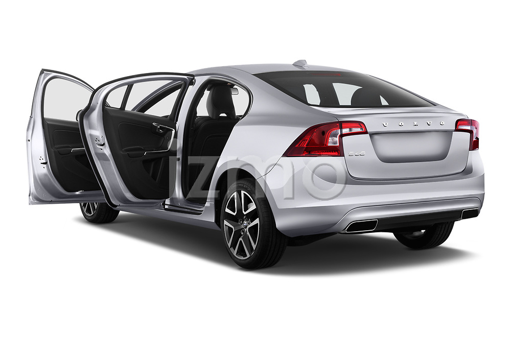 Car images of 2017 Volvo S60 T5 4 Door Sedan Doors