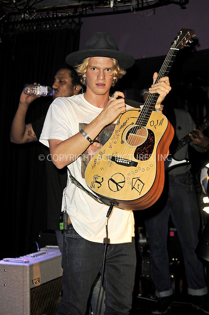 WWW.ACEPIXS.COM<br /> <br /> May 6 2015, London<br /> <br /> Cody Simpson performs at Dingwalls on May 6 2015 in London<br /> <br /> By Line: Famous/ACE Pictures<br /> <br /> <br /> ACE Pictures, Inc.<br /> tel: 646 769 0430<br /> Email: info@acepixs.com<br /> www.acepixs.com