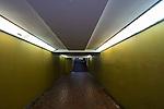 Tunnel in city CBD, Sydney, NSW, Australia