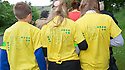 09/06/2010   Copyright  Pic : James Stewart.022_big_fit_walk  .::  HELIX PROJECT ::  KIDS FROM THE HELIX GREEN TEAM ARE JOINED BY MSPS, AND VOLUNTEERS ON THEIR BIG FIT WALK AROUND HOLYROOD   ::.