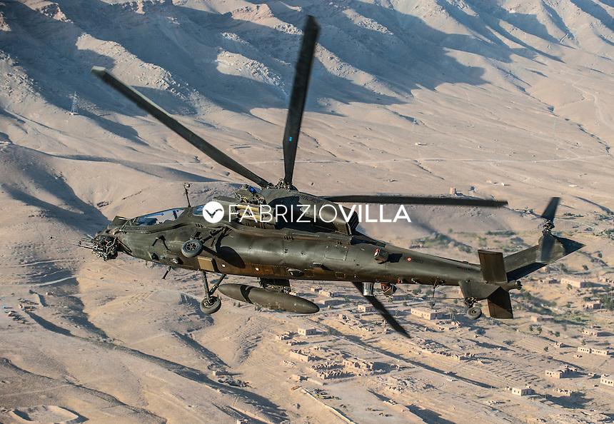 Elicottero da combattimento AgustaWestland AW129, Mangusta dell'Esercito italiano.