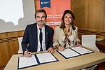 CCIMP Signature Convention Partenariat Departement