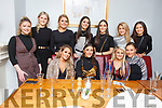 Breda Mangan from Knocknagoshel celebrating her 21st birthday in Bella Bia on Saturday night.<br /> Seated l-r, Leah O&rsquo;Sullivan, Breda Mangan, Katie McCarthy and Ciara Murphy.<br /> Back l-r, Siobhan Murphy, Niamh Walsh, Lorraine Griffin, Michelle O&rsquo;Leary, Denise McKenzie, Niamh O&rsquo;Connor and Marion Teahan.
