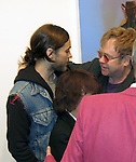 Celebrities including Sir Elton John, Jared Leto, Pamela Anderson, Adrien Brody, Tom Hooper and more attend the Gagosian Gallery Opening in Beverly Hills, CA.<br />