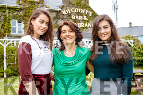 Briannagh Joan and Isla O'Connor at the Women in Media conference in Kilcooley's, Ballybunion on Sunday.