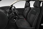 Front seat view of a 2015 Dacia Dokker Stepway 5 Door Minimpv Front Seat car photos