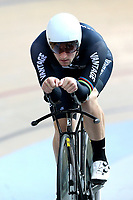 Dylan Kennett during training, Avantidrome, Home of Cycling, Cambridge, New Zealand, Friday, March 17, 2017. Mandatory Credit: © Dianne Manson/CyclingNZ  **NO ARCHIVING**