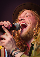 Allen Stone at Voodoo Fest 2013 in New Orleans, LA on Day 1.