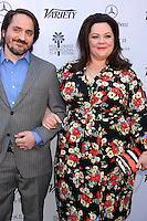 Ben Falcone, Melissa McCarthy<br />