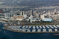 aerial photograph San Diego, California
