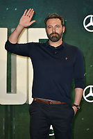 Ben Affleck (Bruce Wayne / Batman)<br /> 'Justice League' film photocall in London, England on November 4t, 2017.<br /> CAP/PL<br /> &copy;Phil Loftus/Capital Pictures