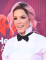 14 March 2019 - Los Angeles, California - Halsey. 2019 iHeart Radio Music Awards held at Microsoft Theater. Photo Credit: Birdie Thompson/AdMedia