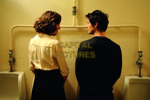 Valerie Lemercier, Jeremie Elkaim<br /> in Hand in Hand (2012)<br /> (Main dans la main)<br /> *Filmstill - Editorial Use Only*<br /> CAP/NFS<br /> Image supplied by Capital Pictures
