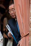 South Korean diplomatic Ban Ki-moon  attends to UNICEF Awards 2017 in Madrid, June 13, 2017. Spain.<br /> (ALTERPHOTOS/BorjaB.Hojas)