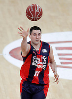 Caja Laboral Baskonia's Milko Bjelica during Spanish Basketball King's Cup match.February 07,2013. (ALTERPHOTOS/Acero)