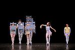 THE CONCERT..OU LES MALHEURS DE CHACUN....Choregraphie : ROBBINS Jerome..Mise en scene : ROBBINS Jerome..Compositeur : CHOPIN Frederic..Compagnie : Ballet de l Opera National de Paris..Lumiere : TIPTON Jennifer..Costumes : SHARAFF Irene..Avec :..LEVY Laurene..DELFINO Clara..GILBERT Dorothee : la ballerine..BANCE Caroline : une fille en colere avec lunettes..MARTEL Beatrice : la femme..CARBONE Alessio : le mari..VALASTRO Simon : l etudiant timide..MONIN Eric : le controleur..BERTAUD Sebastien : un homme..COLASANTE Valentine..LAMOUREUX Amelie..ROBERT Caroline..VAUTHIER Gwenaelle..VAREILHES Lydie..BOTTO Matthieu..CORDIER Vincent..COUVEZ Adrien..IBOT Axel..STOKES Daniel..COZETTE Julien..LE ROUX Erwan..Lieu : Opera Garnier..Ville : Paris..Le : 20 04 2010..© Laurent PAILLIER / photosdedanse.com..All rights reserved
