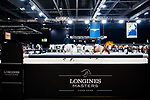 The Prestige Club at the Longines Masters of Hong Kong at AsiaWorld-Expo on 11 February 2018, in Hong Kong, Hong Kong. Photo by Christopher Palma / Power Sport Images