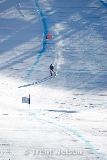 Trent Nelson  |  The Salt Lake Tribune.Lindsey Vonn, USA, bronze medalist, Ladies' Super-G, at the XXI Olympic Winter Games in Whistler, Saturday, February 20, 2010.