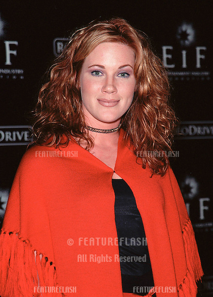 "07NOV99: Actress/singer ELISA DONOVAN at Beverly Hills' Rodeo Drive's ""Tribute to Style: Millennium Exhibition & Concert"" in aid of the Entertainment Industry Foundation..© Paul Smith / Featureflash"