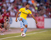 Richmond, VA - July 28, 2014: Crystal Palace FC defeated the Richmond Kickers 3-0 during an friendly at City Stadium.