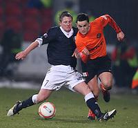 09/01/10 Partick Thistle v Dundee Utd