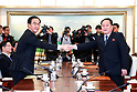 North and South Korea hold formal talks for first time in 2 years