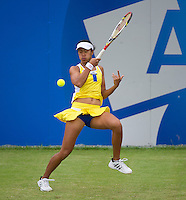 2012 WTA Tour - The AEGON Classic - Edgbaston Priory Club - Birmingham - Day 2 - Tuesday 7th June 2