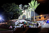 "GEneral view of the Jerico Cathedral, mausoleum of the saint Laura of Saint Catherine of Siena known as ""Madre Laura"" in Jerico, Colombia. May 12, 2013. Photo by Freddy Builes / VIEWpress."