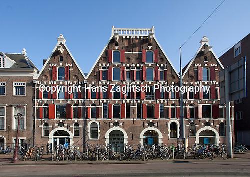 Stadsturfpakhuizen, Amsterdam