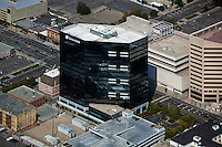aerial photograph CenturyLink offices Salt Lake City, Utah
