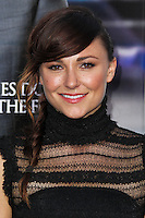 "WESTWOOD, LOS ANGELES, CA, USA - APRIL 07: Briana Evigan at the Los Angeles Premiere Of Summit Entertainment's ""Draft Day"" held at the Regency Bruin Theatre on April 7, 2014 in Westwood, Los Angeles, California, United States. (Photo by Xavier Collin/Celebrity Monitor)"