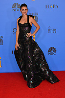 LOS ANGELES, CA. January 06, 2019: Penelope Cruz at the 2019 Golden Globe Awards at the Beverly Hilton Hotel.<br /> Picture: Paul Smith/Featureflash