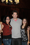"Drama Brunch - The Young & The Restless Michael Muhney and fans came for the fans with a brunch and photos during the Soap Opera Festivals Weekend - ""All About The Drama"" on March 25, 2012 at Bally's Atlantic City, Atlantic City, New Jersey.  (Photo by Sue Coflin/Max Photos)"
