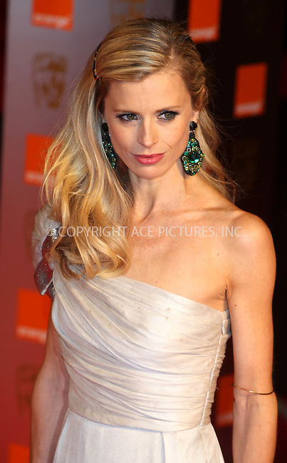Laura Bailey at The Orange British Academy Film Awards (BAFTA) 2009 held at the Royal Opera House in London - 08 February 2009..FAMOUS PICTURES AND FEATURES AGENCY 13 HARWOOD ROAD LONDON SW6 4QP UNITED KINGDOM tel +44 (0) 20 7731 9333 fax +44 (0) 20 7731 9330 e-mail info@famous.uk.com www.famous.uk.com.FAM25192