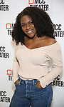 """Nkeki Obi-Melekwe attends the Photo Call for the MCC Theater's World Premiere production of """"Alice by Heart"""" at the New 42nd Street Studios on December 17, 2018 in New York City."""