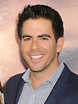 HOLLYWOOD, CA - APRIL 16: Director Eli Roth arrives at the Los Angeles premiere of 'The Water Diviner' at the TCL Chinese Theatre IMAX on April 16, 2015 in Hollywood, California.