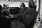 Front seat view of 2018 Lexus ES 300h 4 Door Sedan Front Seat  car photos