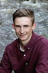 Senior Portrait Jared