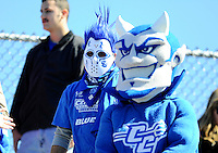 CCSU Football vs. Duquesne 10/13/2012